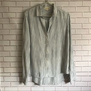 Anthropologie Cloth & Stone Shirt